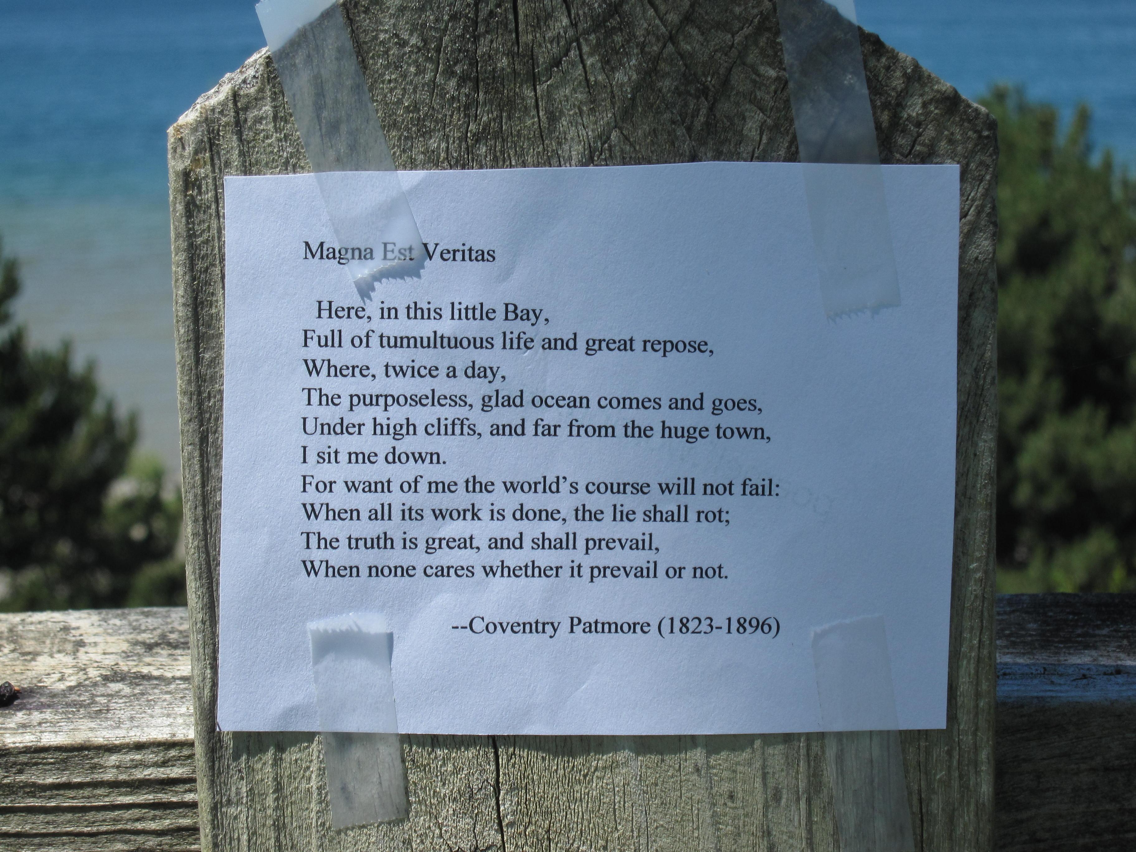 Coventry Patmore | Poem Elf