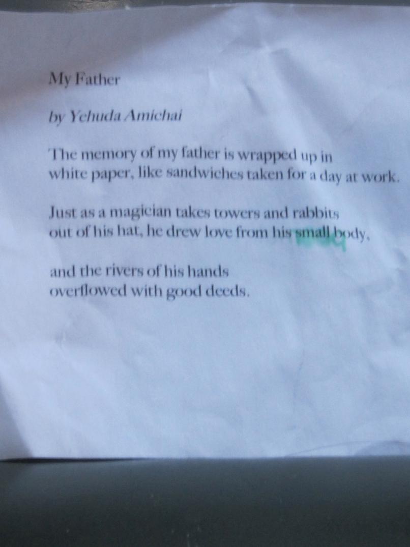 Mr Deeds Greeting Card Poem Letterjdi